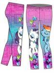 My little pony leggigs 3/4-7/8