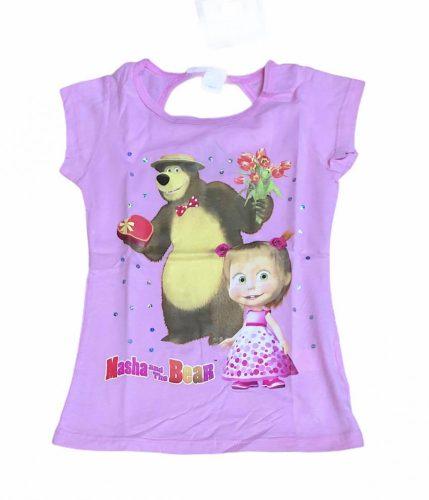 Mása és a medve póló 116-os