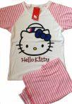 Hello Kitty nyári pizsama 152-es (extra akció)