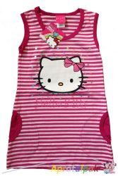 Hello Kitty lányka ruha 92-es