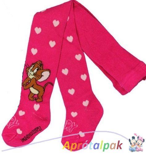 Tom and Jerry harisnya 62/74(pink)