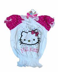 Hello Kitty póló 116-os (kisebb méret)/extra akció/