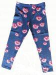 Virágos leggings 98-128