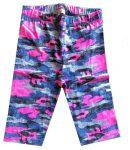 Terepmintás leggings 3/4-es 116-164