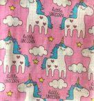 Unikokrnisos textil pelenka
