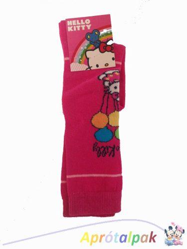 Hello Kitty térdzokni 27/30-as