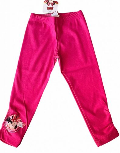 Minnie leggings 92-128-(3/4-es)