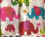 Elefántos textil pelenka