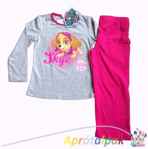 Paw Patrol pizsama 104-es