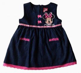 Minnie farmer lányka ruha 74-116