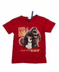 Pets-A kis kedvencek titkos élete póló 98-128