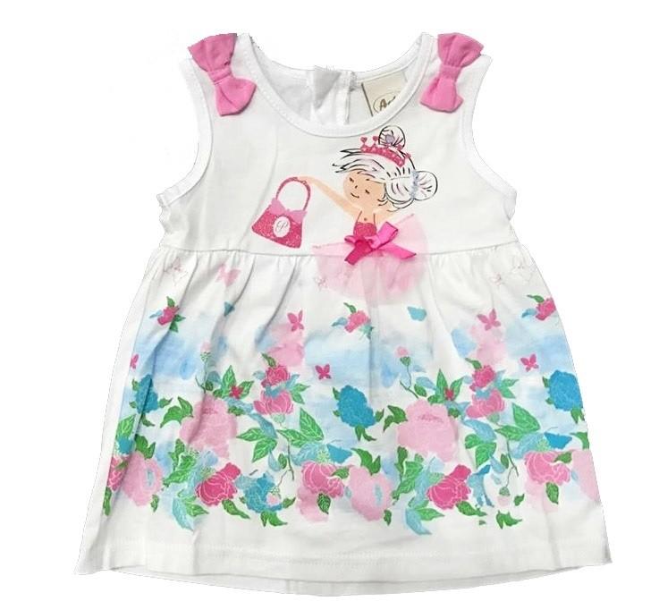 71b4ee8ef7 Lányka ruha 68-98 - aprótalpak