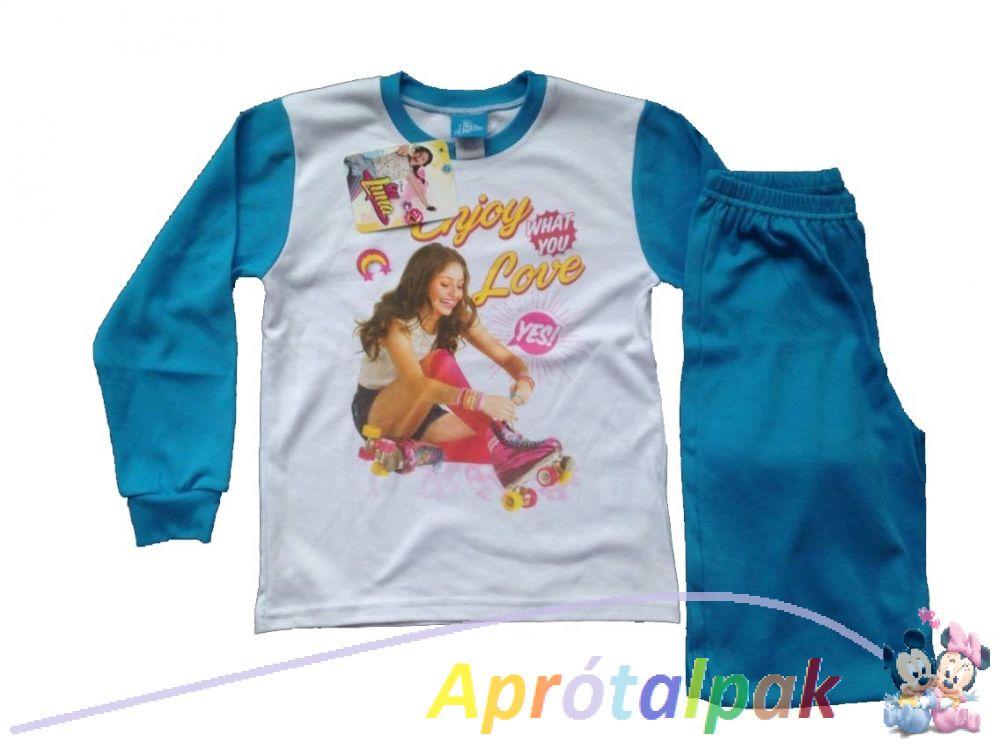 Soy Luna pizsama 122-es - aprótalpak fb44226dbc