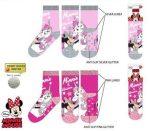 Minnie zokni csúszásgátlós 23/26-os (vastag)/pink/