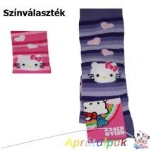 Hello Kitty térdzokni 27/30-as-rózsaszín