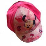 Minnie sapka 48-as (pink)