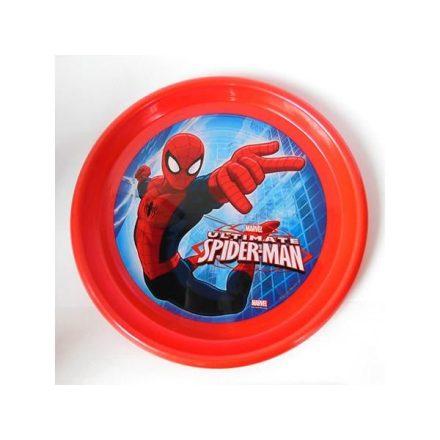 Pókember tányér