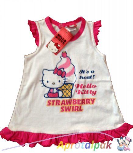 Hello Kitty lányka ruha 80-as