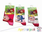 Angry Birds zokni 27/30