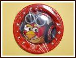 Angry Birds papírtányér