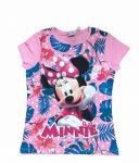Minnie póló 6év (rózsaszín)