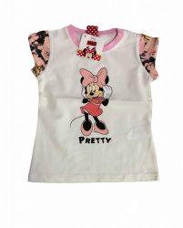 Minnie póló 86-116 -drapp
