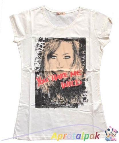 Női póló S-XL
