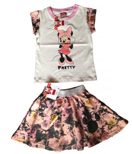 Minnie szett 86-116 (fehér pólóval)