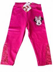 Minnie leggings 86-128 (3/4-es)