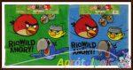 Angry Birds kéztörlő 30*30cm