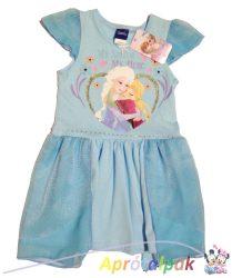 Jégvarázs lányka ruha 110-es