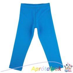 Kék leggings 86-140