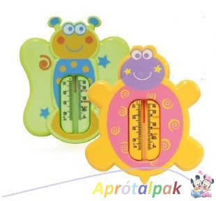 Baby Care teknős hőmérő