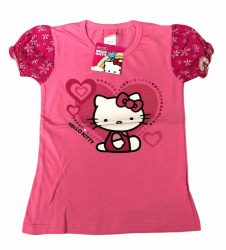 Hello Kitty póló 128-as