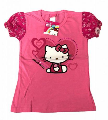 Hello Kitty póló 128-as