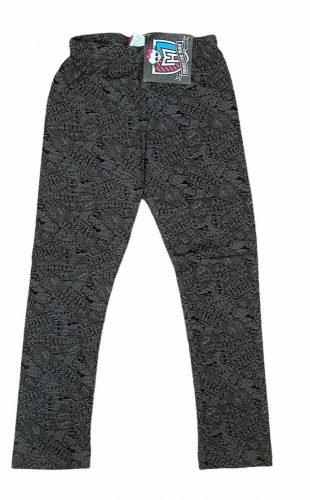 Monster High leggings 134-es (3/4-es)