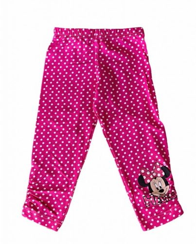 Minnie leggings 92-122 (3/4-es)