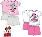 Minnie nyári pizsama 3-8év (rózsaszín)