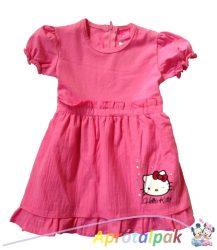 Hello Kitty lányka ruha 98-as