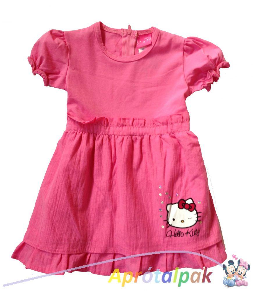 Hello Kitty lányka ruha 98-as - aprótalpak ae4f273da6