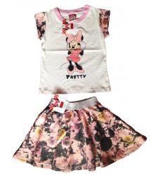 Minnie szett 86-116 (drapp pólóval)