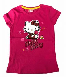 Hello Kitty póló 128-as (extra akció)