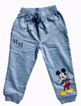 Mickey nadrág 98/104-122