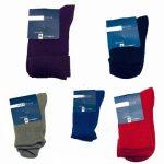 Magasszárú zokni 33/34-es(kék)