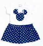 Minnie lányka ruha 74-104