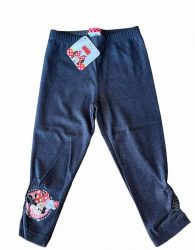 Minnie leggings 92-128-(3/4-es)