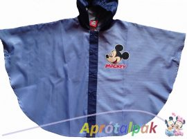 Mickey esőpelerin 116-os