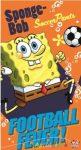 SpongeBob törölköző 35*65