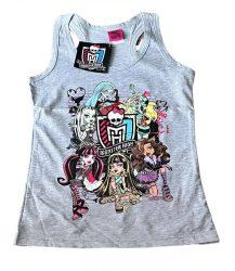 Monster High trikó több színben 140-es (extra akció)
