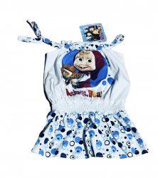Mása és a medve lányka ruha 92-es